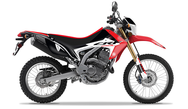 2013 2014 honda crf 250 l dirt bike graphics kit motocross graphics decal ebay. Black Bedroom Furniture Sets. Home Design Ideas