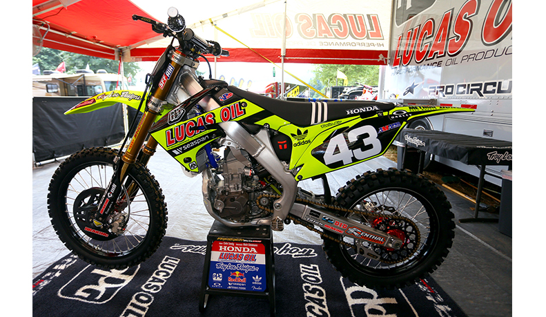 Details about 2009-2012 HONDA CRF 450 Dirt Bike TLD Neon Graphics kit ...