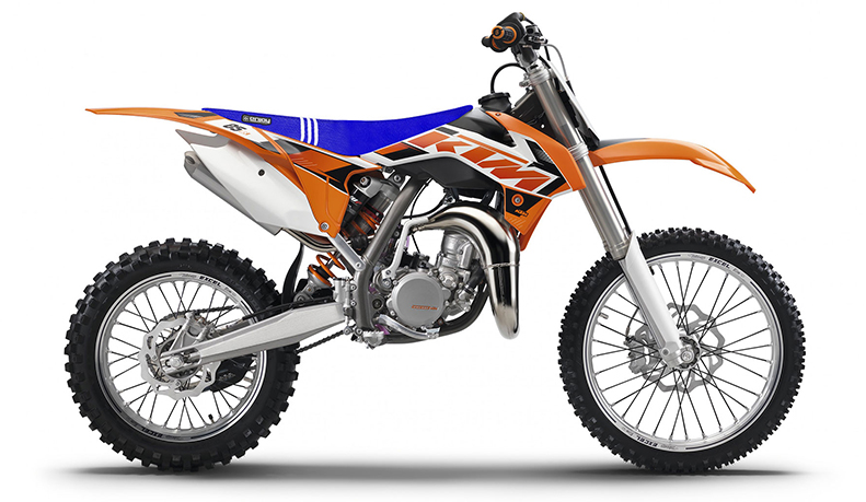 2013 2016 ktm sx 85 tld team issue seat cover by enjoy mfg ebay. Black Bedroom Furniture Sets. Home Design Ideas