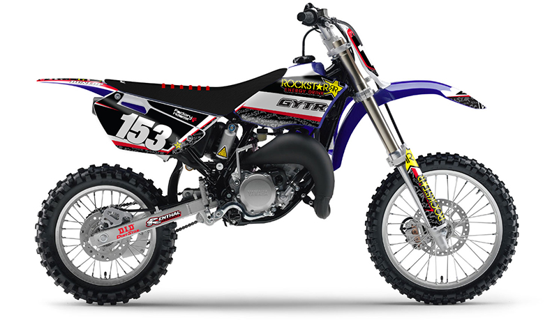 2002 2014 yamaha yz 85 graphics kit motocross graphics ebay. Black Bedroom Furniture Sets. Home Design Ideas